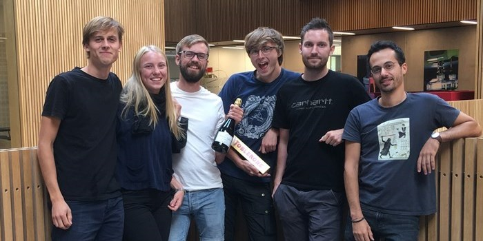 Winner of the ProjectGame: Mercury7 (Aug 2018)